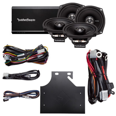 Rockford Fosgate Harley Davidson 4 Speaker Stereo Kit 1998-2013: R1 on ford speaker wiring diagram, harley davidson fuel pump problems, harley davidson audio input, harley davidson window, harley davidson rims, harley davidson stereo amplifier, sony speaker wiring diagram, harley davidson engine, mazda speaker wiring diagram, harley davidson closeouts, harley davidson turbo, harley davidson coolant,