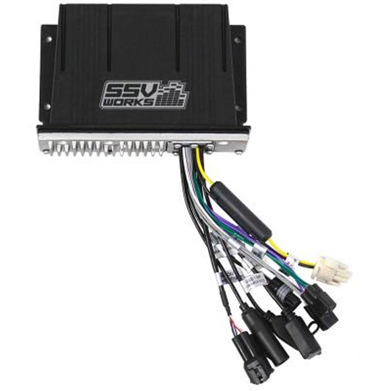 Ssv Works Mrb3 Bluetooth Hidden Radio System Classic Car Stereos
