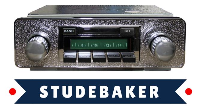 Classic car radio