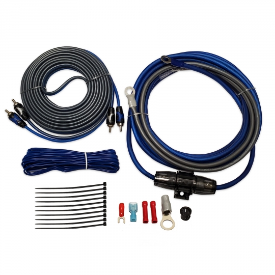 Classic Car Stereo 8 AWG Amp Wiring Kit: CCSK8Classic Car Stereo