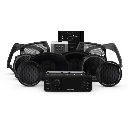 Motorcycle Stereos