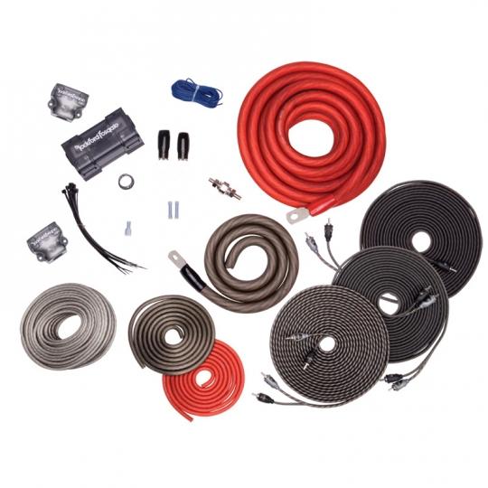 rockford fosgate rfk1d dual amp kit 1 0 awg dual amp wiring kit rh classiccarstereos com dual amp install kit dual amp wiring kit 4 gauge