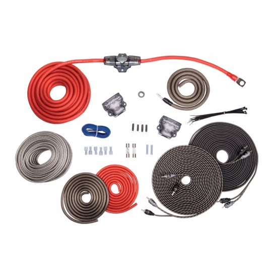 on dual amp wiring kit