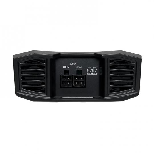 Rockford Fosgate T400X4AD Power Mini 400 Watt 4 Channel Amplifier