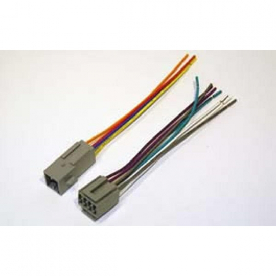 Scosche Wiring Harnes For Ford
