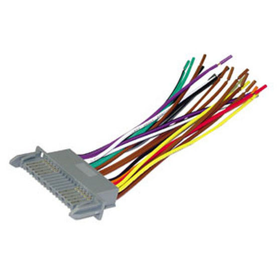 Remarkable Scosche 2000 05 Gm Ribbon Style Wire Harness Gm07B Wiring Cloud Hisonuggs Outletorg