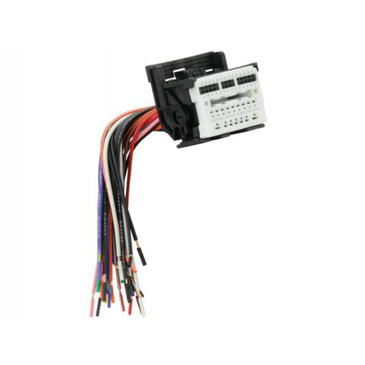 scosche 2010 up late model gm 44 pin wire harness no interface rh classiccarstereos com