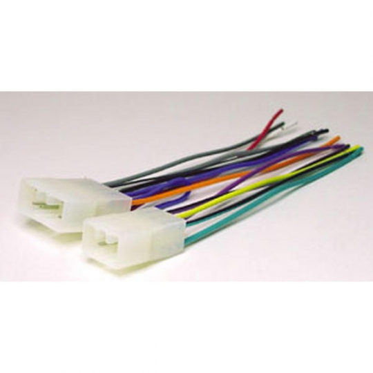 Groovy Scosche 1981 87 Toyota Power Speaker Wire Harness Ta01B Wiring 101 Relewellnesstrialsorg