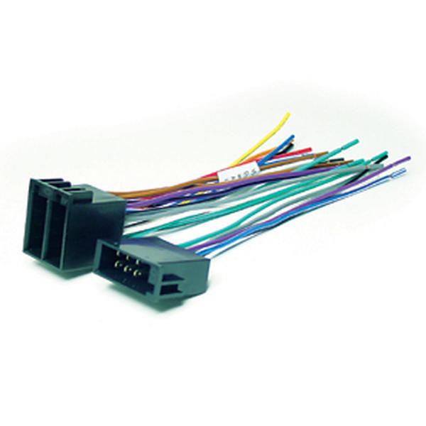 Scosche 1990-94 Volkswagen Power/Speaker/Signal wire harness for ...