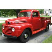 Ford Truck Radio - Ford Truck Stereos | Classic Car Stereos