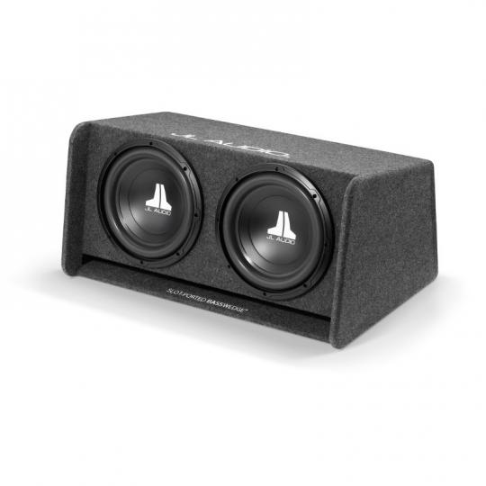 Jl Audio Dual 12w0 Basswedge Subwoofer Enclsosure Cp212 W0v3